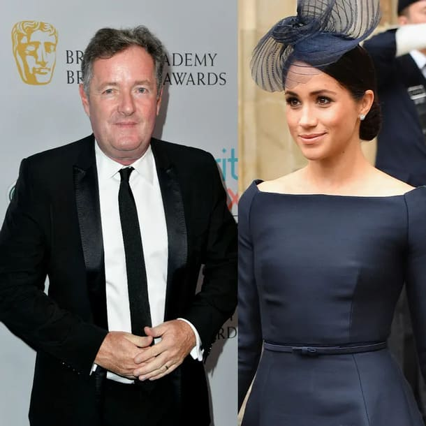 Piers Morgan received a clean chit from the UK media regulator for his controversial remarks on Meghan Markle