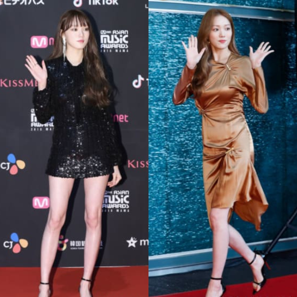 Stunning outfits worn by the beautiful and talented actress Lee Sung Kyung - See pics